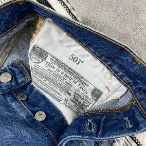 Levi's Shorts - Levi's 501 Denim Shorts